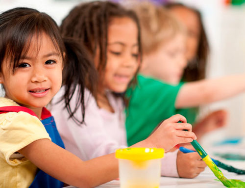 Best time for child to learn second language